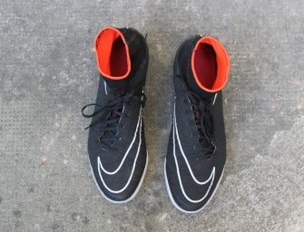 La Nike HypervenomX… six mois après