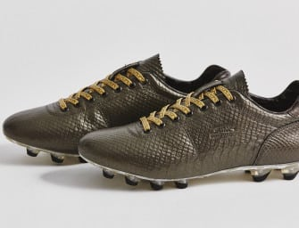 La Pantofola d'Oro Impulso en mode «reptile»