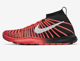 Focus sur la Nike Free Train Force Flyknit