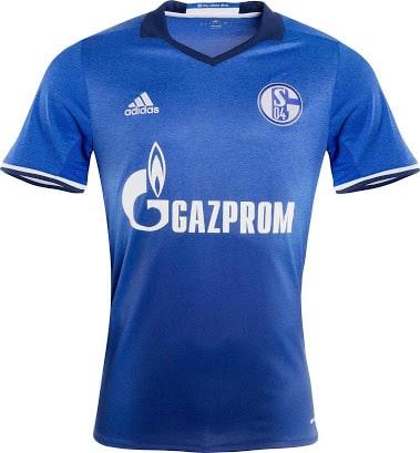 Alors que la saison se termine, Schalke 04 et adidas viennent de dévoiler le nouveau maillot domicile pour la saison 2016-2017