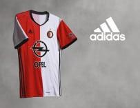 adidas dévoile les maillots du Feyenoord 2016-2017