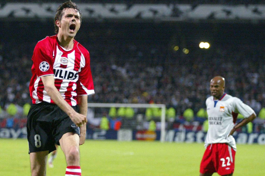 maillot-psv-eindhoven-philips