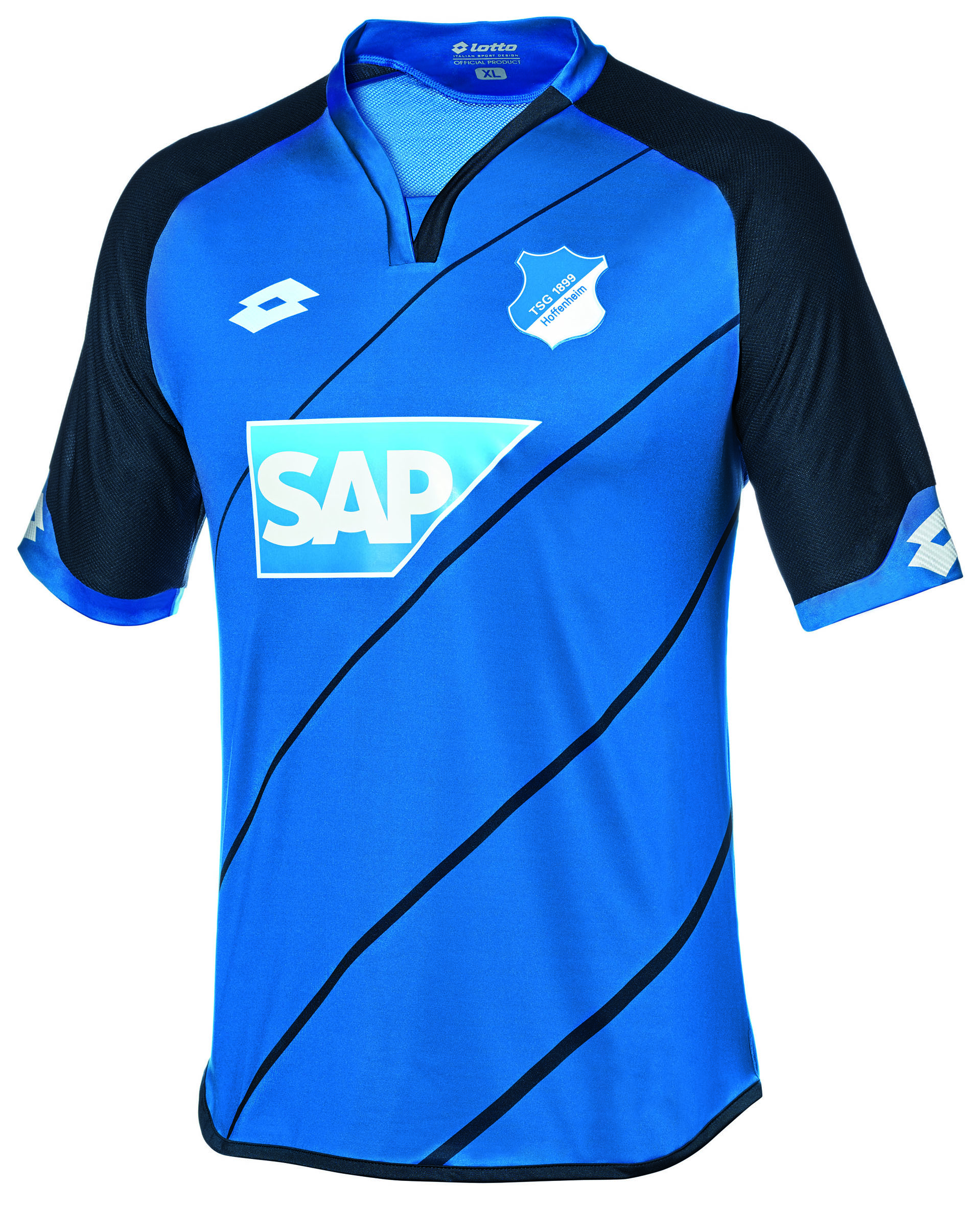 Maillot-domicile TSG-1899-Hoffenheim-2016-2017
