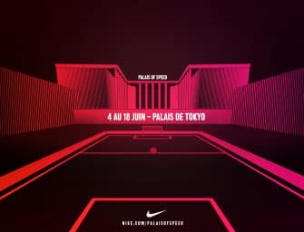 Nike investit le Palais de Tokyo pour créer le «Palais of Speed»