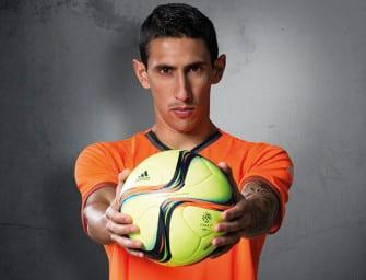 L'équipe type adidas Ligue 1 de la saison 2015/2016