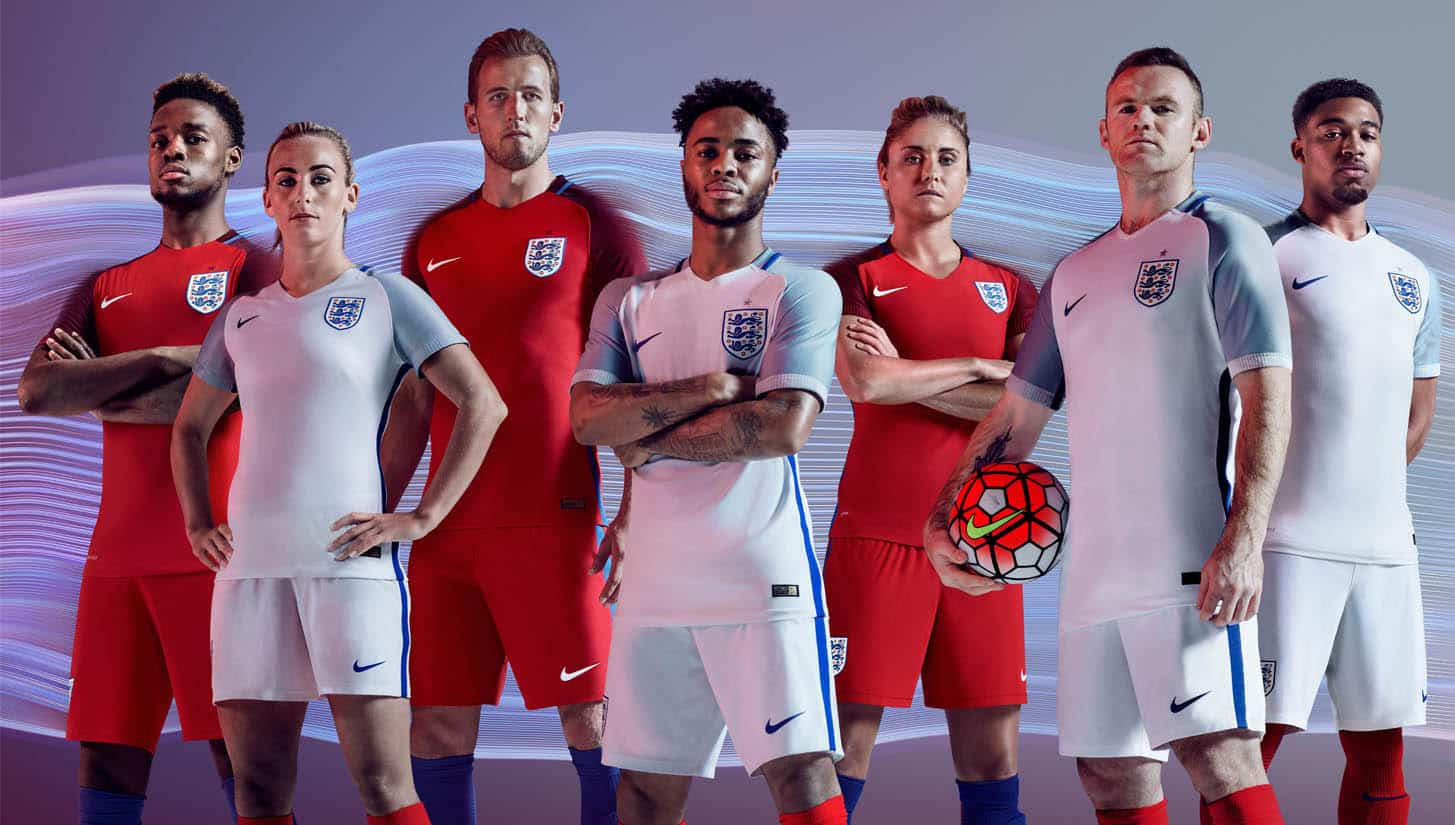 angleterre equipe euro 2016 nike maillot