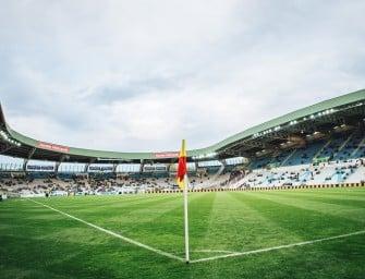Au stade – La Beaujoire