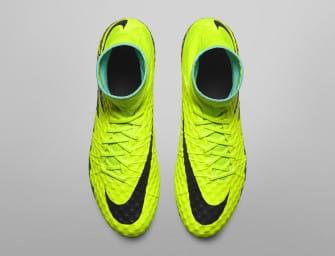 Nike dévoile ses chaussures de foot pour l'Euro 2016