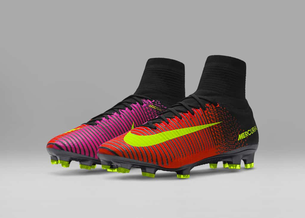 chaussure football nike mercurial