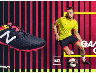 Focus sur les chaussures New Balance « Galaxy » pour l'Euro
