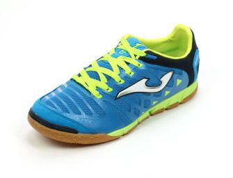 Chaussures Joma SUPER REGATE 505 Bleu/Fluo SALA IC