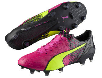 Chaussures Puma EvoSpeed II SL Leather Tricks