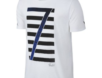 CR7 Tee-Shirt Blanc Enfant
