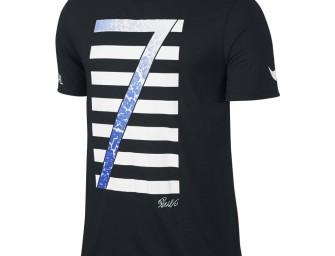 CR7 Tee-Shirt Noir Enfant
