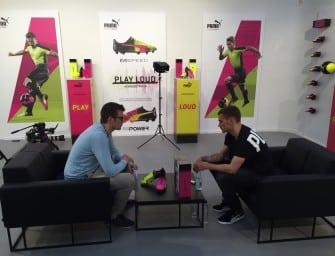 Interview Antoine Griezmann : «C'est un rêve d'avoir ma propre chaussure»