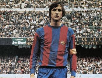 Le Top 10 des maillots du FC Barcelone par Footpack.fr