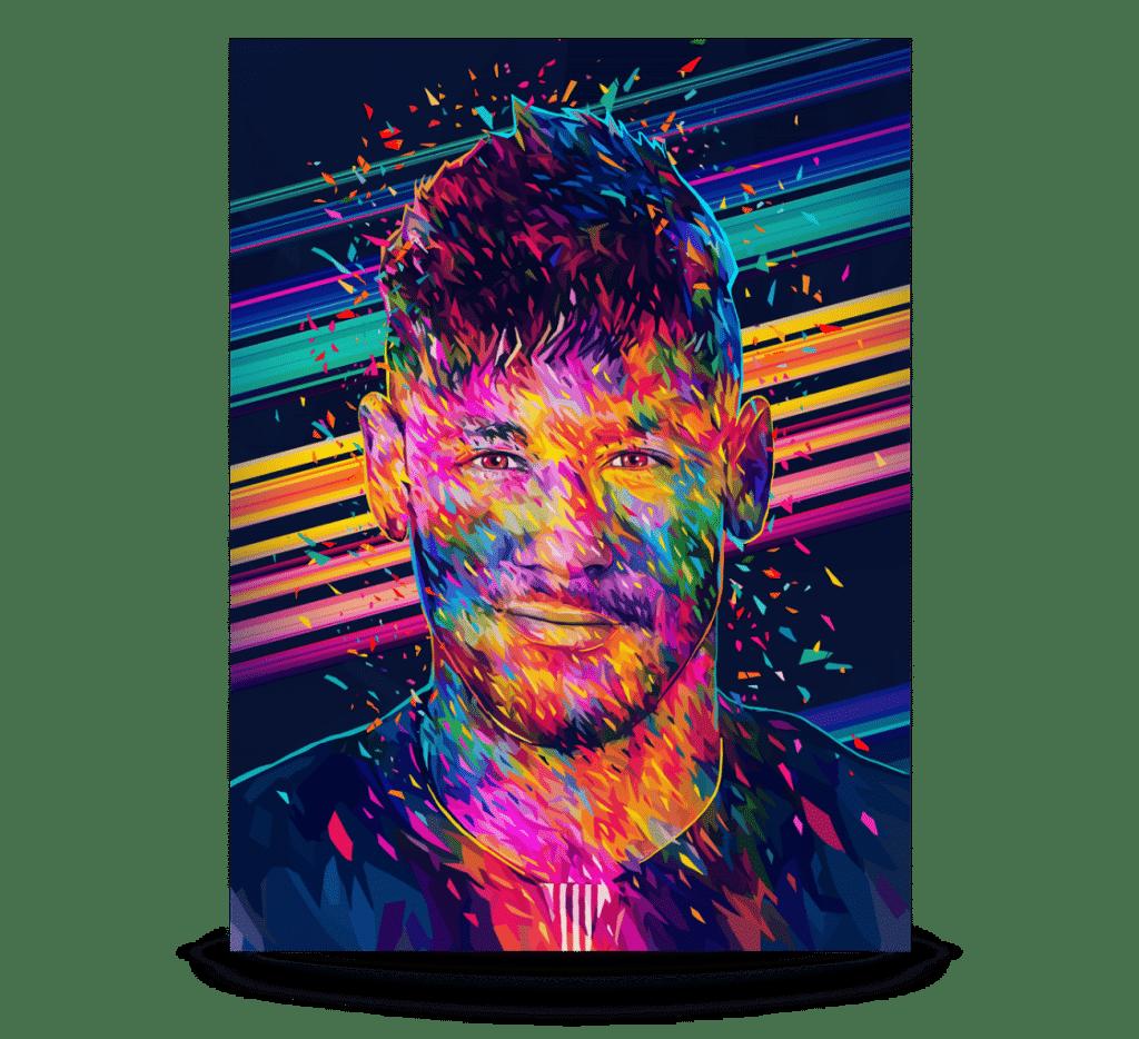 kaneda9-neymar-dessins-football