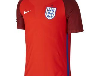 Maillot Authentique Extérieur Angleterre Euro 2016
