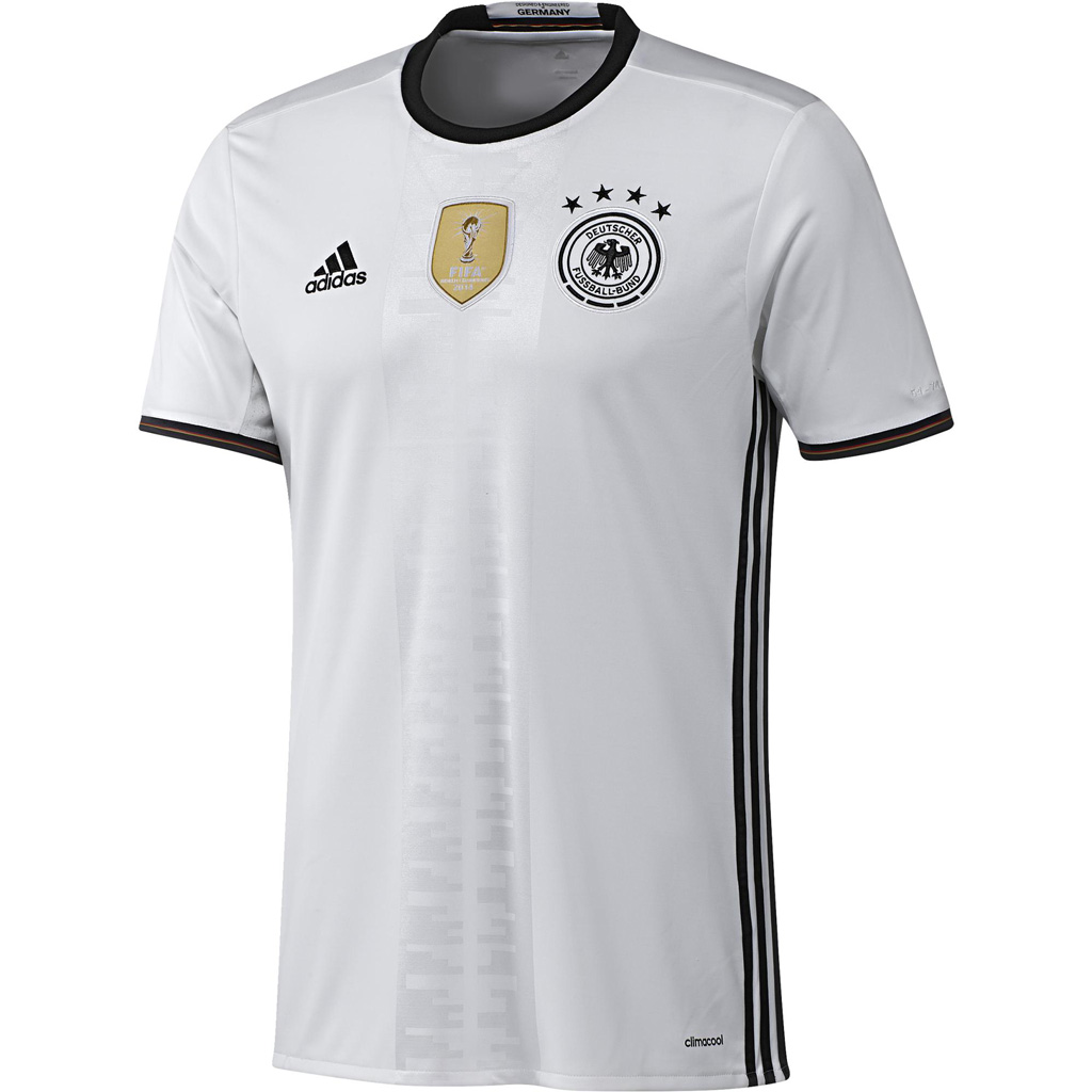 Maillot Domicile Allemagne Euro 2016