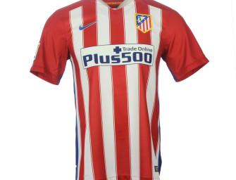 Maillot Domicile Atlético de Madrid 2015/2016