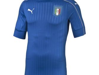 Maillot Domicile Authentique Italie Euro 2016