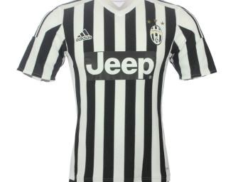 Maillot Domicile Authentique Juventus de Turin 2015/2016