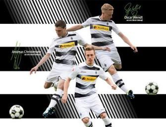 Kappa dévoile les maillots 2016-2017 du Borussia Monchengladbach
