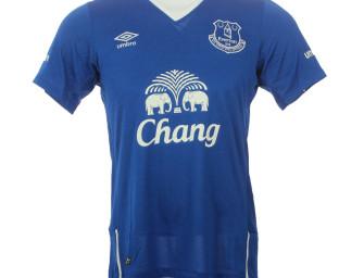 Maillot Domicile Everton 2015/2016