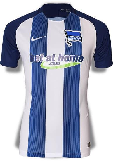 maillot-domicile-herta-berlin-2016-2017