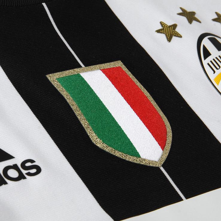 maillot-domicile-juventus-2016-2017-logo