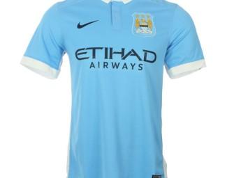 Maillot Domicile Manchester City FC 2015/2016 ENFANT