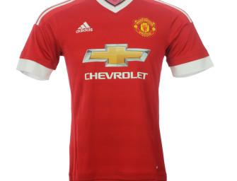 Maillot Domicile Manchester United FC 2015/2016 ENFANT