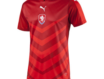 Maillot Domicile République Tchèque Euro 2016