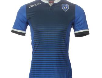 Maillot Domicile SC Bastia 2015/2016