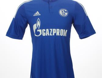 Maillot Domicile Schalke 04 2015/2016