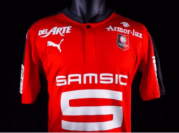 maillot-domicile-stade-rennais-2016-2017