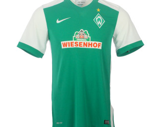 Maillot Domicile Werder Breme 2015/2016