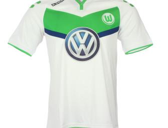 Maillot Domicile Wolfsburg 2015/2016