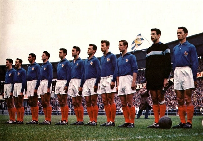 Top 10 maillot équipe de France