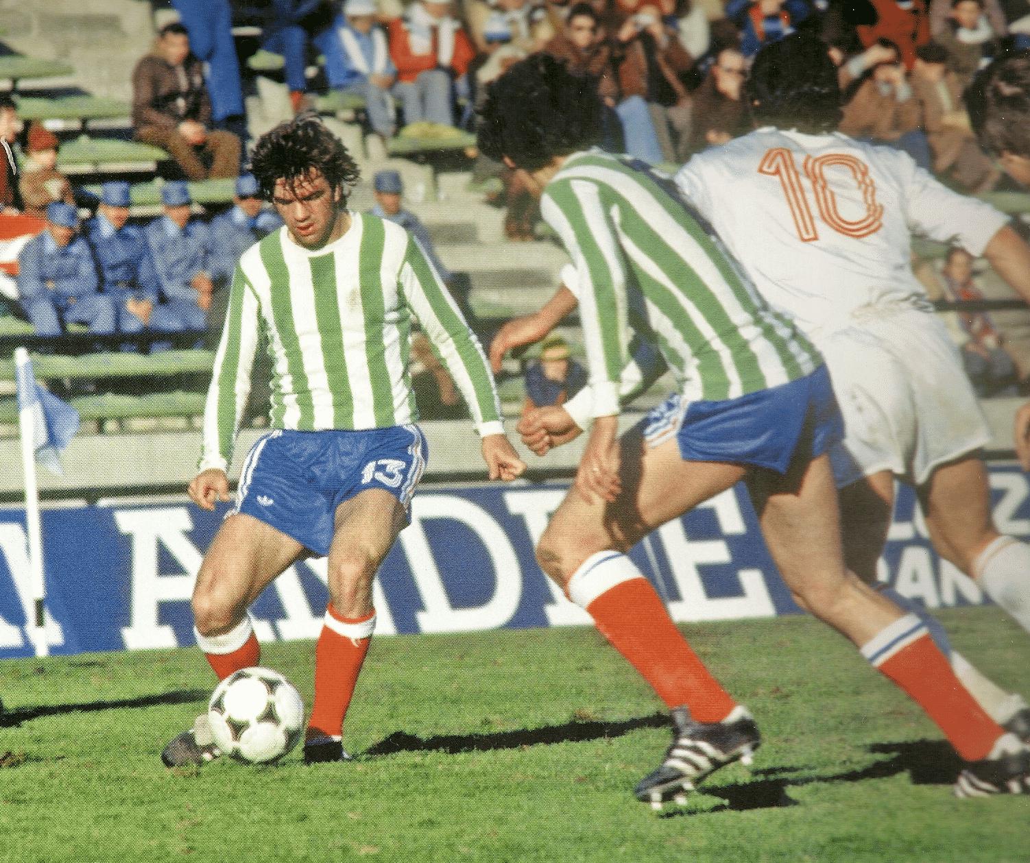 Le top 10 des maillots historiques de l 39 quipe de france - Equipe de france 1982 coupe du monde ...