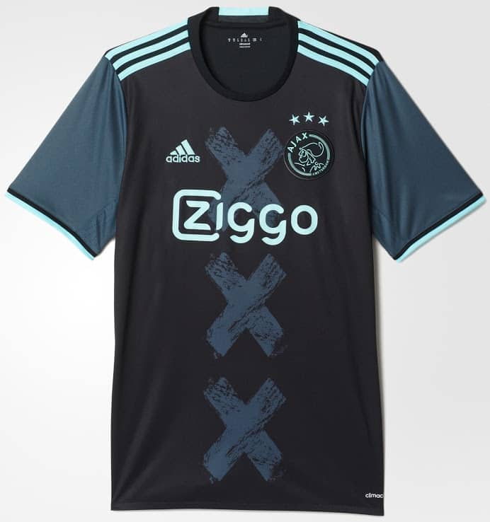 maillot-exterieur-ajax-amsterdam-2016-2017