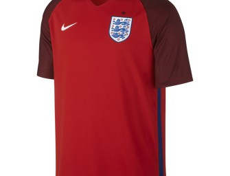 Maillot Extérieur Angleterre Euro 2016