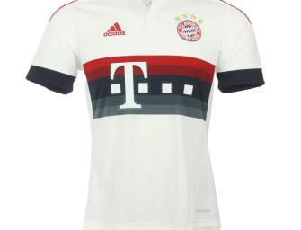 Maillot Extérieur FC Bayern Munich 2015/2016