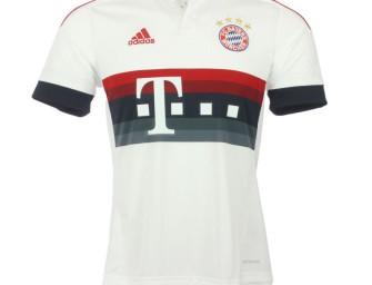 Maillot Extérieur FC Bayern Munich 2015/2016 ENFANT