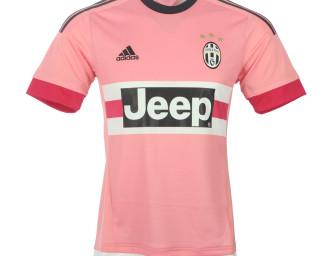 Maillot Extérieur Juventus de Turin 2015/2016 ENFANT
