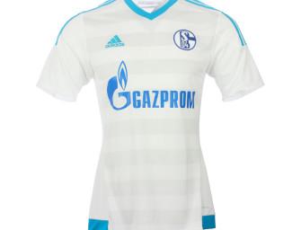 Maillot extérieur Schalke 04 2015/2016