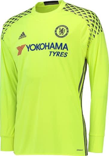 Maillot gardien Chelsea 2016-2017