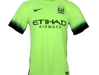 Maillot third Manchester City FC 2015/2016