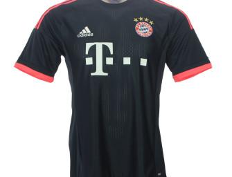 Maillot Third UCL FC Bayern Munich 2015/2016
