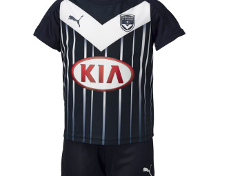 Mini Kit Domicile Girondins de Bordeaux FC 2015/2016 ENFANT